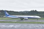 ずっきーさんが、成田国際空港で撮影した全日空 777-381/ERの航空フォト(写真)
