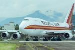 たーぼーさんが、横田基地で撮影したカリッタ エア 747-446(BCF)の航空フォト(写真)