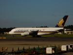 kiyohsさんが、成田国際空港で撮影したシンガポール航空 A380-841の航空フォト(写真)