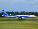 yutopさんが、鳥取空港で撮影した全日空 A321-272Nの航空フォト(写真)