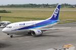 キイロイトリさんが、宮古空港で撮影したANAウイングス 737-54Kの航空フォト(写真)