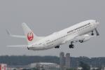 キイロイトリさんが、宮古空港で撮影した日本トランスオーシャン航空 737-8Q3の航空フォト(写真)