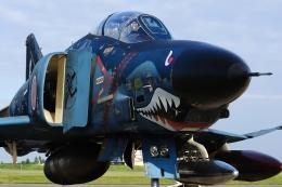 もえさんが、横田基地で撮影した航空自衛隊 RF-4E Phantom IIの航空フォト(飛行機 写真・画像)