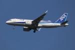 SIさんが、成田国際空港で撮影した全日空 A320-271Nの航空フォト(写真)
