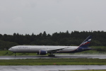 hiroki-JA8674さんが、成田国際空港で撮影したアエロフロート・ロシア航空 777-3M0/ERの航空フォト(写真)