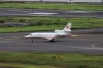 ハム太郎。さんが、羽田空港で撮影した不明 Falcon 900の航空フォト(写真)