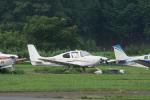 神宮寺ももさんが、ホンダエアポートで撮影した日本個人所有 SR20の航空フォト(写真)