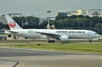 amagoさんが、シンガポール・チャンギ国際空港で撮影した日本航空 777-246/ERの航空フォト(写真)