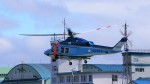 MINTIA1911さんが、札幌飛行場で撮影した北海道警察 AW139の航空フォト(写真)