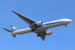 AIR兄ぃさんが、羽田空港で撮影した全日空 777-381の航空フォト(写真)