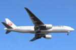 AIR兄ぃさんが、羽田空港で撮影した日本航空 777-246の航空フォト(写真)