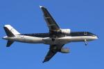 AIR兄ぃさんが、羽田空港で撮影したスターフライヤー A320-214の航空フォト(写真)