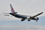 kuro2059さんが、クアラルンプール国際空港で撮影したチャイナエアライン 777-309/ERの航空フォト(写真)