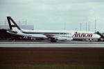 tassさんが、マイアミ国際空港で撮影したアロー航空 DC-8-62Hの航空フォト(飛行機 写真・画像)