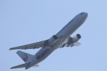 ANA744Foreverさんが、羽田空港で撮影した日本航空 767-346の航空フォト(飛行機 写真・画像)