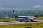 湖景さんが、関西国際空港で撮影した全日空 767-381/ERの航空フォト(写真)