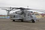 ちゃぽんさんが、横田基地で撮影したアメリカ海兵隊 CH-53Eの航空フォト(写真)