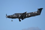 kumagorouさんが、仙台空港で撮影したデンマーク企業所有 PC-12/47Eの航空フォト(飛行機 写真・画像)
