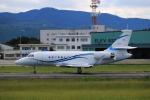 Zakiyamaさんが、熊本空港で撮影した静岡エアコミュータ Falcon 2000EXの航空フォト(写真)