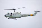 ちゃぽんさんが、横田基地で撮影したアメリカ空軍 UH-1N Twin Hueyの航空フォト(飛行機 写真・画像)