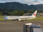 さんぜんさんが、高松空港で撮影した日本航空 767-346/ERの航空フォト(飛行機 写真・画像)