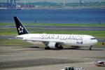 ちゃぽんさんが、羽田空港で撮影した全日空 767-381/ERの航空フォト(飛行機 写真・画像)
