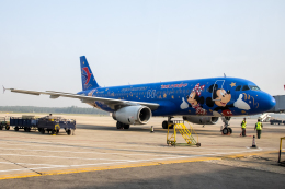 xingyeさんが、瀋陽桃仙国際空港で撮影した中国東方航空 A320-232の航空フォト(飛行機 写真・画像)