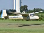 とびたさんが、鬼怒川滑空場で撮影した宇都宮大学 Ka 8の航空フォト(写真)