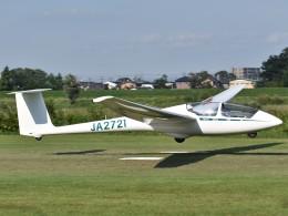 とびたさんが、鬼怒川滑空場で撮影した宇都宮大学 ASK 21の航空フォト(飛行機 写真・画像)