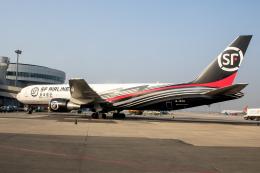 xingyeさんが、瀋陽桃仙国際空港で撮影したSF エアラインズ 767-338/ER-BCFの航空フォト(飛行機 写真・画像)