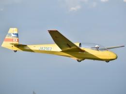とびたさんが、妻沼滑空場で撮影した中央大学 ASK 13の航空フォト(飛行機 写真・画像)