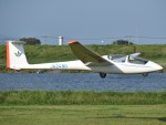 とびたさんが、妻沼滑空場で撮影した日本個人所有 ASK 21の航空フォト(写真)