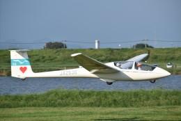 とびたさんが、妻沼滑空場で撮影した中央大学 ASK 21の航空フォト(飛行機 写真・画像)