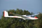 とびたさんが、妻沼滑空場で撮影した慶應義塾大学 ASK 21の航空フォト(写真)