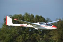とびたさんが、妻沼滑空場で撮影した慶應義塾大学 ASK 21の航空フォト(飛行機 写真・画像)