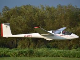 とびたさんが、妻沼滑空場で撮影した青山学院 ASK 21の航空フォト(飛行機 写真・画像)