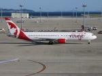 クロマティさんが、中部国際空港で撮影したエア・カナダ・ルージュ 767-375/ERの航空フォト(写真)