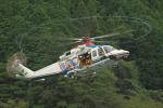 batilsさんが、NO DATAで撮影した三重県防災航空隊 AW139の航空フォト(写真)