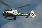 髪刈虫(かみきりむし)さんが、名古屋飛行場で撮影したいであ EC130T2の航空フォト(飛行機 写真・画像)