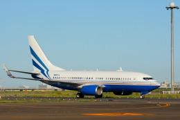 航空フォト:N887LS ラスベガス サンズ 737-700