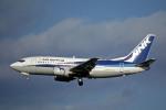 Gambardierさんが、伊丹空港で撮影したエアーニッポン 737-5L9の航空フォト(写真)