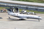 kumagorouさんが、仙台空港で撮影した3M G-V-SP Gulfstream G550の航空フォト(飛行機 写真・画像)
