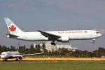 sky-spotterさんが、成田国際空港で撮影したエア・カナダ 767-375/ERの航空フォト(写真)