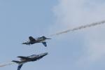 イソロクガトブさんが、小松空港で撮影した航空自衛隊 T-4の航空フォト(写真)