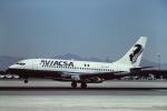 tassさんが、マッカラン国際空港で撮影したアビアクサ 737-205/Advの航空フォト(飛行機 写真・画像)