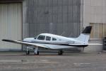 banshee02さんが、龍ケ崎飛行場で撮影した日本個人所有 PA-28R-201 Arrowの航空フォト(写真)
