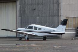 banshee02さんが、龍ケ崎飛行場で撮影した日本個人所有 PA-28R-201 Arrowの航空フォト(飛行機 写真・画像)