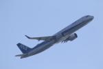 ANA744Foreverさんが、羽田空港で撮影した全日空 A321-272Nの航空フォト(写真)