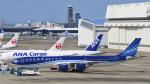 パンダさんが、成田国際空港で撮影したアゼルバイジャン航空 A340-542の航空フォト(写真)