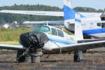 banshee02さんが、龍ケ崎飛行場で撮影した日本個人所有 M20J 201の航空フォト(写真)